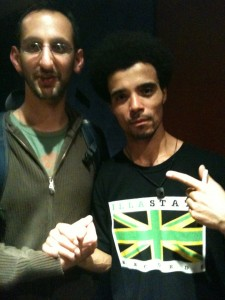 Akala and DJ Mutiny